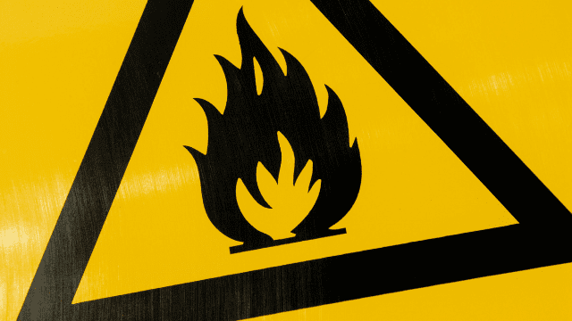 Recognizing a Fire Hazard
