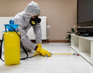Decontamination and Disinfection Services